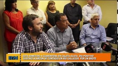 Photo of Redacción Noticias |  Un colaborador del Vicegobernador Quiroga dio Positivo de Covid-19