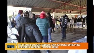 Photo of Redacción Noticias |  Petitotrio Barrios Unidos de Las Heras parte 2