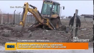 Photo of Redacción Noticias |  Alejandro Aldauc – Def. Civil: «Estamos trabajando las 24 hs en este temporal»