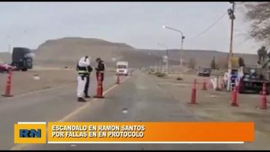 Photo of Redacción Noticias |  ESCÁNDALO por fallas en el protocolo de Ramon Santos