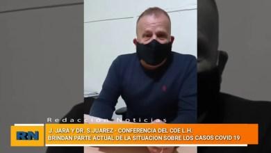 Photo of Redacción Noticias |  Aclaración del COE local sobre la información que se brindan desde los medios respecto al covid-19