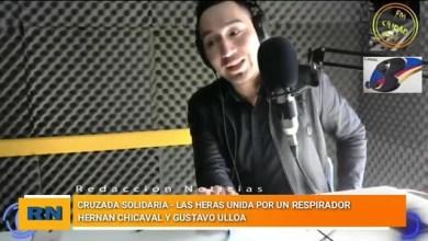 Photo of Redacción Noticias |  CAMPAÑA SOLIDARIA «LAS HERAS UNIDA POR UN RESPIRADOR» Organizado por el programa de Conectados