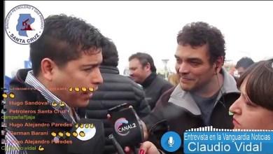 Photo of Redacción Noticias |  Claudio Vidal: «Pudimos llegar a un buen acuerdo para el beneficio de los trabajadores petroleros»