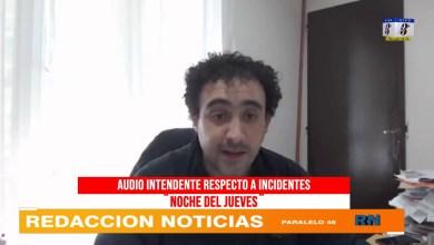 Photo of Redacción Noticias |  Carambia hablo en medios provinciales sobre los incidentes vividos en la municipalidad de Las Heras