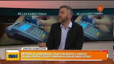 Photo of Redacción Noticias |  En Las Heras ya se puede denunciar el cobro extra o interes en las tarjetas de crédito o débito