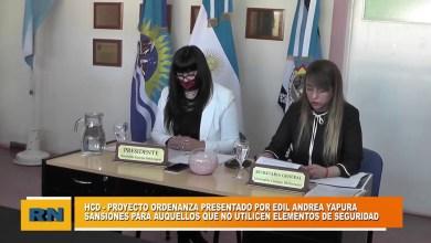 Photo of Redacción Noticias |  HCD – Habrán multas de 6 mil pesos para las personas que no usen barbijos o tapaboca en Las Heras