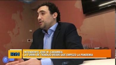Photo of Redacción Noticias |  Entrevista al Intendente Jose Maria Carambia Parte 1