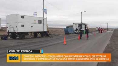 Photo of Redacción Noticias |  Concejal Mercado: «Trabajamos junto con los comerciantes para una mejor seguridad ante el Covid-19»