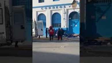 Photo of Redacción Noticias |  Rio Gallegos: Accidente en el correo argentino de esa ciudad