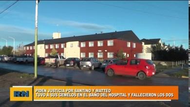 Photo of Redacción Noticias |  Las Heras: pedido de justicia por el fallecimiento de dos gemelos en el Hospital de Las Heras