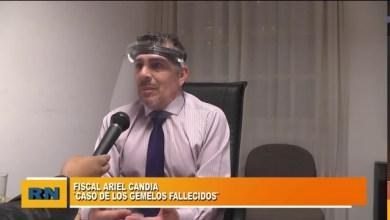 Photo of Redacción Noticias |  Fiscal Ariel Candia – Caso de los gemelos fallecidos en el hospital de Las Heras