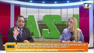 Photo of Redacción Noticias |  Indignación por la negligencia de aquellos que se niegan a las medidas de prevención por el Covid-19