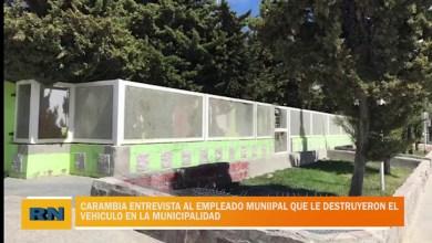 Photo of Redacción Noticias |  Palabras de descargo del trabajador municipal que le destrozaron el auto en los incidentes