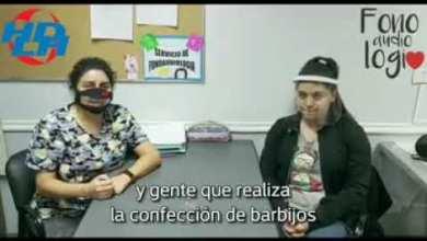 Photo of Redacción Noticias |  Servicio de fonoaudiologia – barbijos inclusivos en Las Heras
