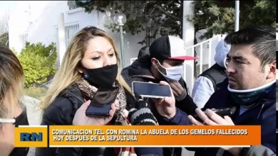 Photo of Redacción Noticias |  Aclaraciones de Romina – Abuela de los gemelos fallecidos en el Hospital de Las Heras Santa Cruz