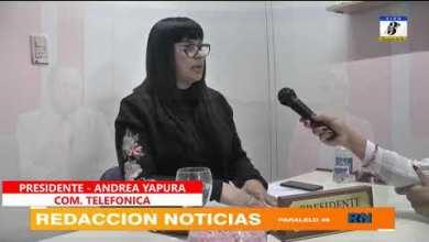 Photo of Redacción Noticias |  Andra Yapura: «Queremos resguardar la salud y a cada ciudadano de Las Heras en todos los controles»