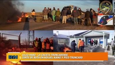 Photo of Redacción Noticias |  Koluel Kaike – Medidas de fuerza por parte de ATE ante la falta de respuesta por parte del gobierno