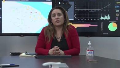 Photo of Redacción Noticias |  PARTE DE SALUD PROVINCIAL – Ana Cabrera «Saber para prevenir»