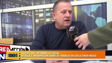Photo of Redacción Noticias    Javier Jara – Trabajos desde Desarrollo Social en Las Heras