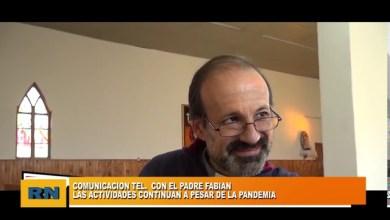Photo of Redacción Noticias |  Padre Fabian – Se sigue trabajando desde la Parroquia en esta Pandemia