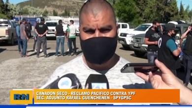 Photo of Redacción Noticias |  Reclamo de petroleros a YPF en Cañadon Seco