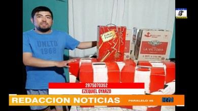 Photo of Redacción Noticias |  Comienza la campaña solidaria del vecino Ezequiel Oyarzo para las familias mas necesitadas