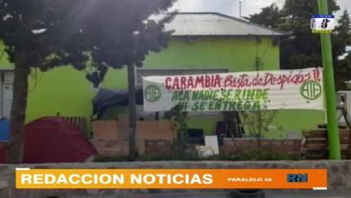 Photo of Redacción Noticias |  Aun no hay novedades para los empleados municipales de Las Heras llegando a fin de año