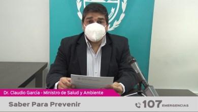 Photo of Redacción Noticias    INFORMACION SOBRE LA PROVINCIA DE SANTA CRUZ RESPECTO AL COVID-19 -Saber para Prevenir