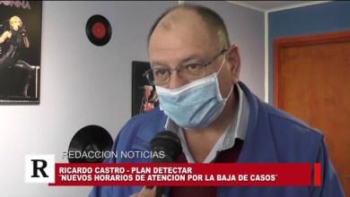 Photo of Redacción Noticias |  El Detectar trabaja con distintos horarios según el numero de personas con covid-19 en Las Heras