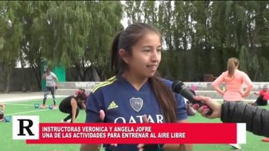 Photo of Redacción Noticias |  La importancia del deporte en la actualidad – Testimonios de alumnos de Ángeles Cofre – Las Heras