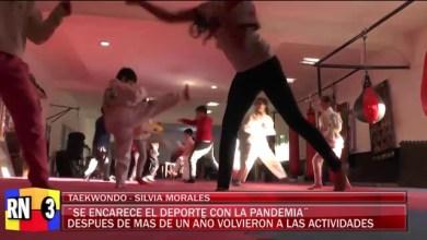 Photo of Redacción Noticias |  Después de mas de un año vuelve la escuela de Taekwondo de Silvia Morales a dictar clases