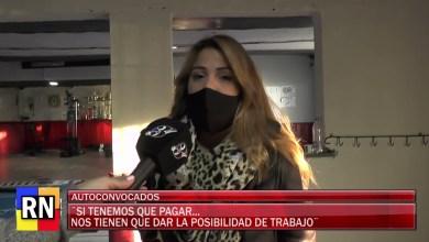 Photo of Redacción Noticias    Comerciantes: «Si tenemos que pagar… nos tienen que dar la posibilidad de trabajo» – Las Heras