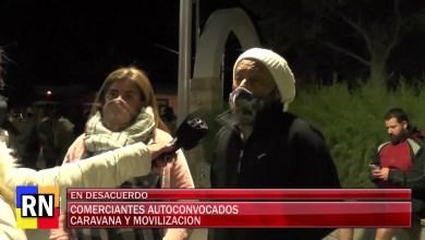 Photo of Redacción Noticias |  Auto-convocatoria de comerciantes de Las Heras en desacuerdo ante la restricción horaria (Parte 2)
