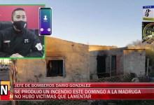 Photo of Redacción Noticias |  Jefe de Bomberos Darío Gonzalez nos comenta sobre el incendio sucedido en zona centrica