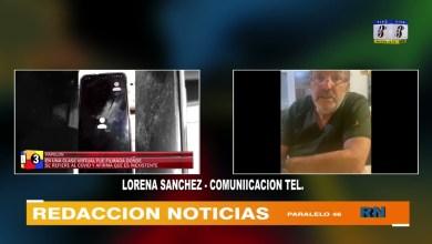 Photo of Redacción Noticias    Comunicación tel. con Lorena Sánchez la madre de uno de los alumnos de  la Dra. Razuri.