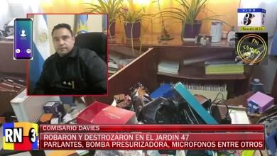 Photo of Redacción Noticias |  Robo y destrozos en el Jardin 47