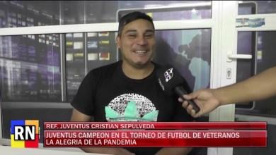 Photo of Redacción Noticias    Cristian Sepúlveda cuenta lo que significo el campeonato obtenido por Juventus en torneo pasado
