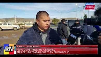 Photo of Redacción Noticias    Paro de Petroleros a Sinopec