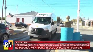 Photo of Redacción Noticias |  JAVIER JARA PARTE DEL COE LOCAL EXPLICA QUE LOS COMERCIANTES SON LOS MAS AFECTADOS