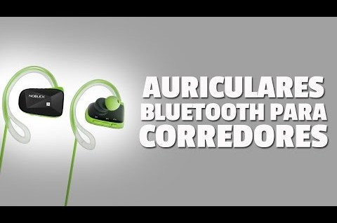 AURICULARES PARA CORREDORES NOBLEX BLUETOOTH IN EAR (unboxing)