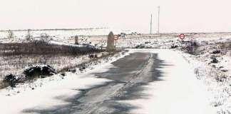 nieve y hielo en Burgos