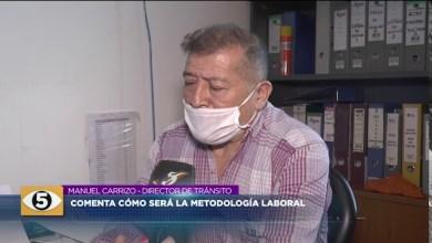 Photo of 5VN Cinco Visión Noticias |  Asumió el cargo el 1ro de Agosto