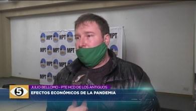 Photo of 5VN Cinco Visión Noticias |  Como transita el covid-19 la población