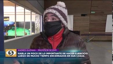 Photo of 5VN Cinco Visión Noticias |  Habla un poco de lo importante que es hacer ejercicio