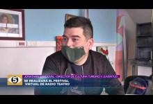 Photo of 5VN Cinco Visión Noticias |  Se realizará el festival virtual de radio teatro