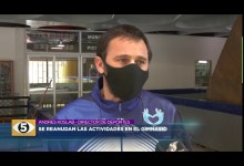 Photo of 5VN Cinco Visión Noticias |  Se reanudan las actividades en el gimnasio