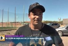 Photo of 5VN Cinco Visión Noticias |  El club se desligó de la municipalidad