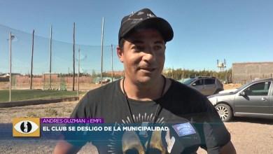 Photo of 5VN Cinco Visión Noticias    El club se desligó de la municipalidad