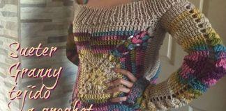 c597ca44f Patrones gratis de crochet tutoriales y DIY - Canal Crochet