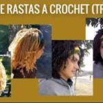 DIY Gorro de rastas tejido a crochet